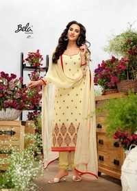 Buy Georgette Churidar Suit Online