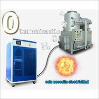 50 Hho Waste Incinerator