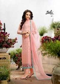 Buy Designer Churidar Suit Online