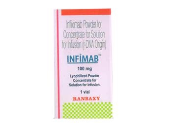 Infliximab 100mg Injection