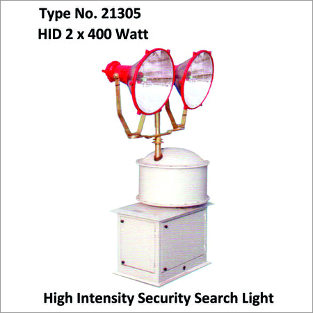 Security Search Lights - HID