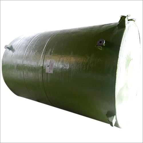 FRP Chemical Tanks