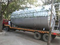 FRP Acid Tank Trailers