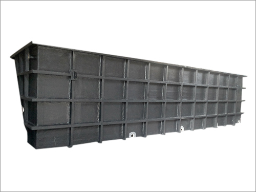 FRP Anodizing Chemical Tanks