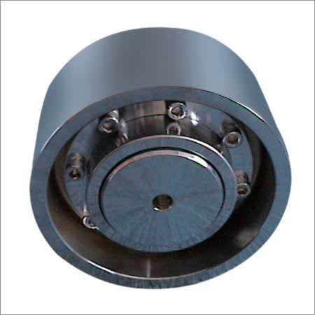Brake Drum and Gear Coupling
