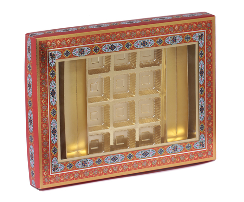 Royal Mix Box (Chocolate/Dry Fruit/Mithai)