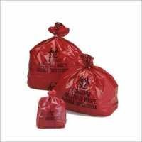 Biohazard Waste Collection Bags