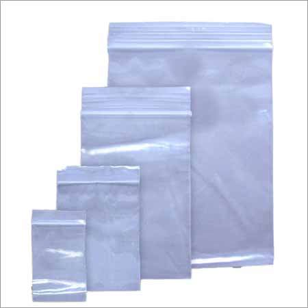 Polythene Zipper Bags