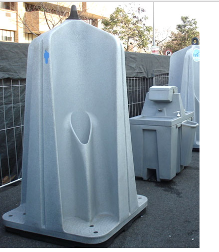 Commercial Washroom Rental Service