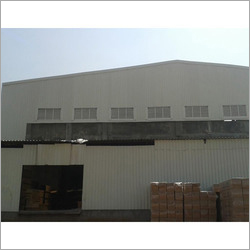 Prefabricated Warehouse Building