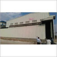 Prefabricated Mild Steel Building