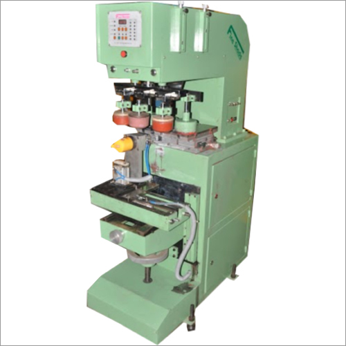 Three Colour Printing Machine