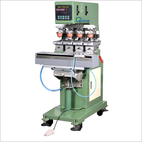 Four Colour Printing Machine