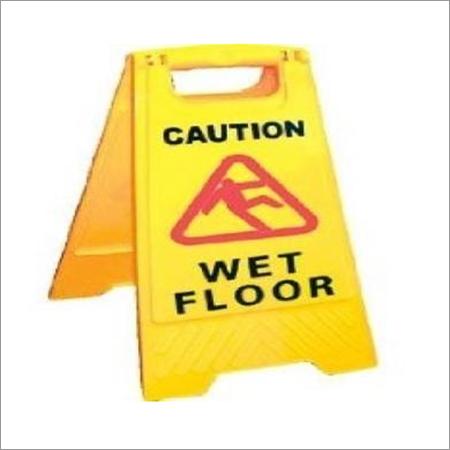 Safety Floor Sign