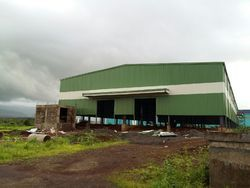 Prefabricated Industrial Warehouse Building