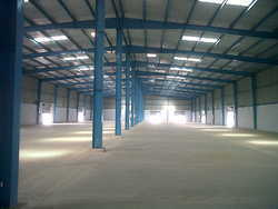 Prefabricated Workshop Buildings