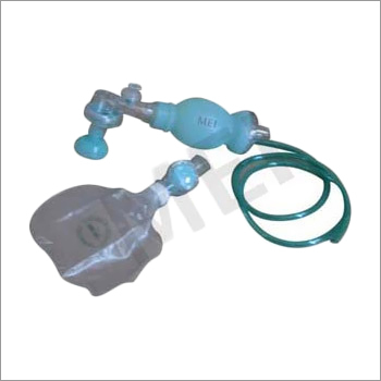 Infant Silicone Resuscitators