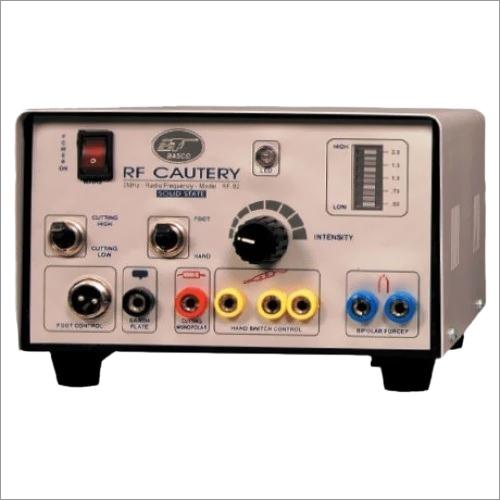 Radio Frequency Cautery