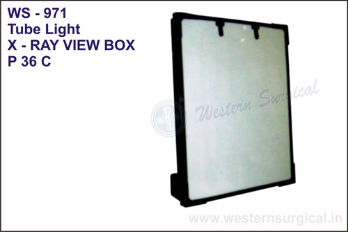 X-Ray view Box (Tube Light)