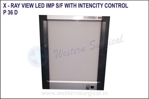 X-RAY View LED IMP S/F