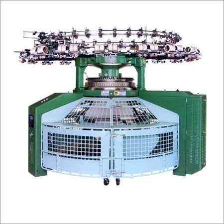 Single Jersey Open Width Knitting Machine