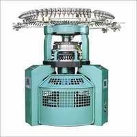 Double Knit Jacquard Machine