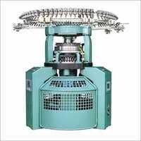 Double Knit Jacquard Machine