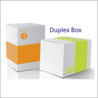 Duplex Box Printing Ink