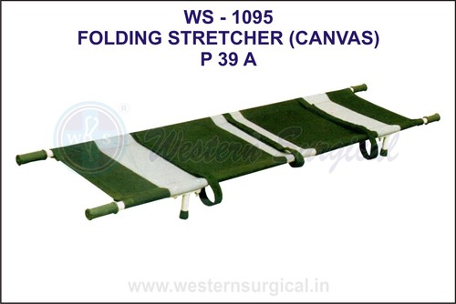 Folding Stretcher (Canvas)