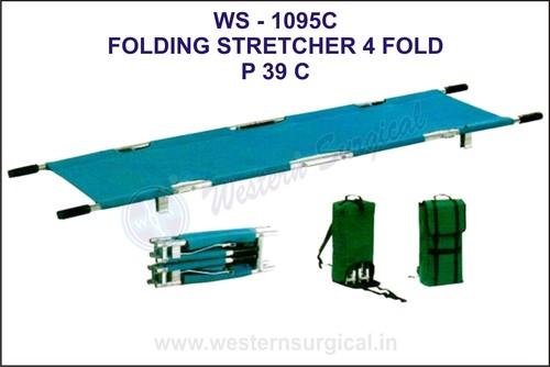 Folding Stretcher 4 Fold