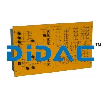 Power Electronics Board