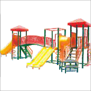 Multi Play System for Garden