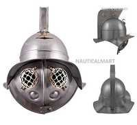 MEDIEVAL ARMOR CLOSED GLADIATOR HELMET