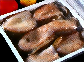 Frozen Cuttlefish Round