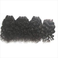 Unprocessed Wavy  hair,
