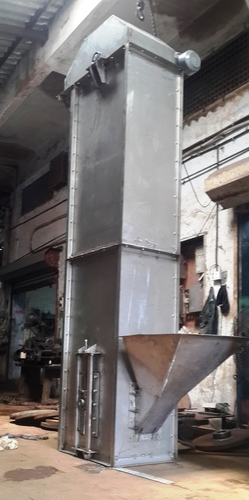 Stainless Steel Bucket Elevator