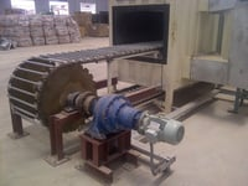 Steel Chain Conveyors