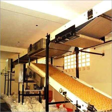 Belt Conveyor For Biscuit Industries