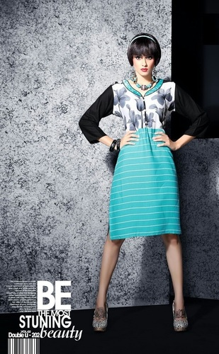 Amazing Printed Cotton Kurtis