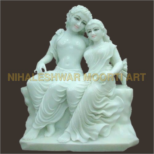 Decorative Marble Statue