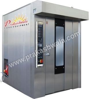 Baking Oven & Rotary Rack Oven