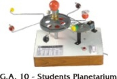 Students Planetarium Model