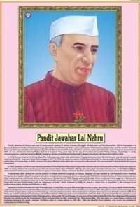 Pt. Jawaharlal Nehru Chart