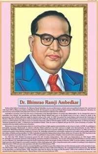Dr. B.R. Ambedkar Chart