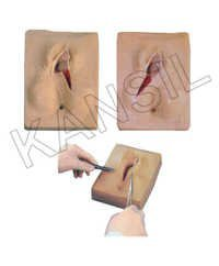 Vulva Suturing Training Simulator Model