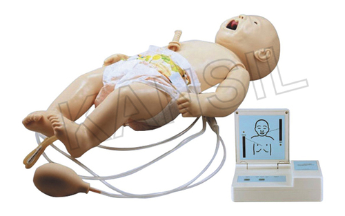 Advanced Full Functional Neonatal Nursing &CPR manikin