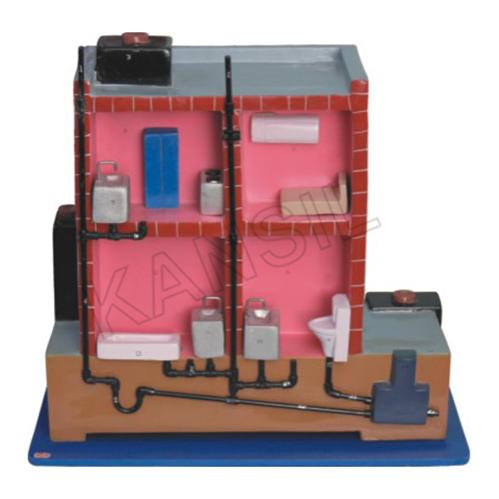 House Drainage System Model