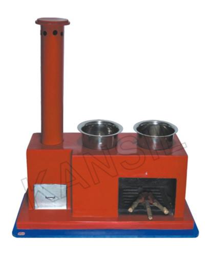 Smokeless Chulha Model