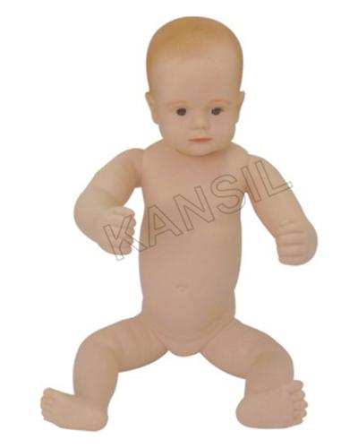 New Born Baby Model