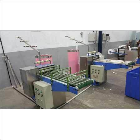 Cotton Roll Making Machine